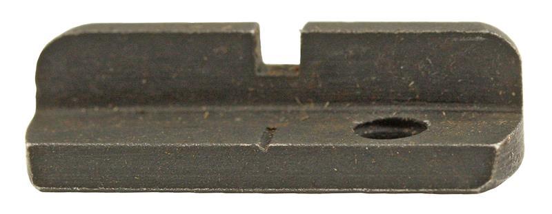 Rear Sight, Narrow Notch, Used Factory Original (.0750