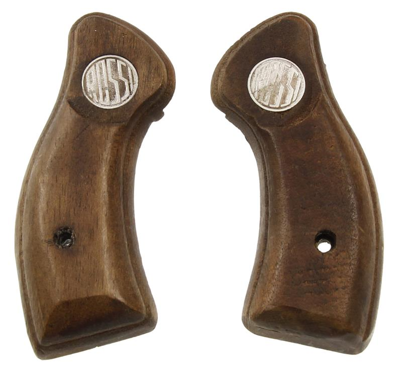 Grips, Old Style, Smooth Wood