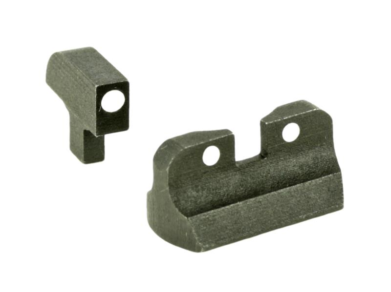 Sight Set, Low Profile, 3 White Dot-Only Slightly Higher Than Original GI Sights