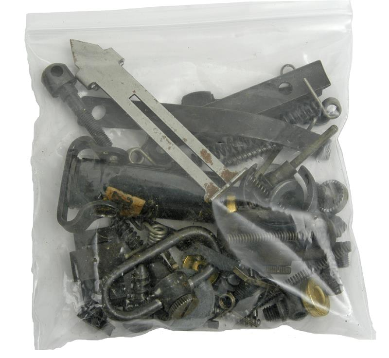 Gunsmith Pack - Incl Springs, Washers, Rivets, Plungers, Detent Balls, Pins&More