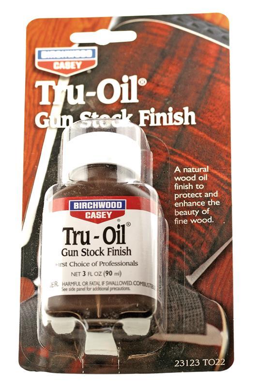 Tru-Oil, 3 Ounce Spare Bottle