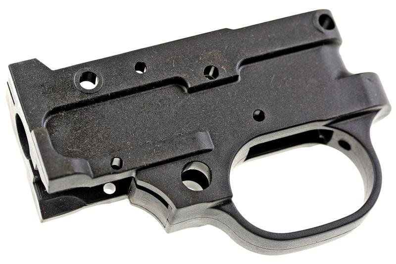Trigger Guard, New Style, Synthetic, Blued, New Factory Original