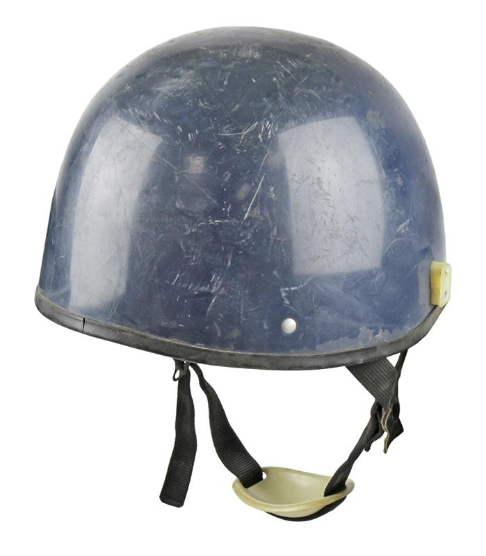 Police Riot Helmet, Light Duty - Excellent Condition