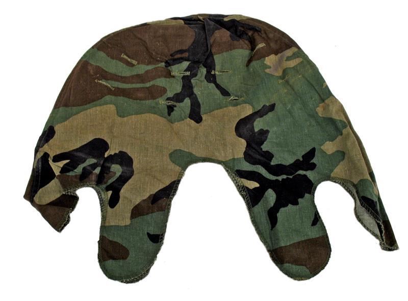 Helmet Cover, Camo, G.I.