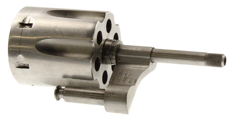 Cylinder Assembly, .22 Magnum
