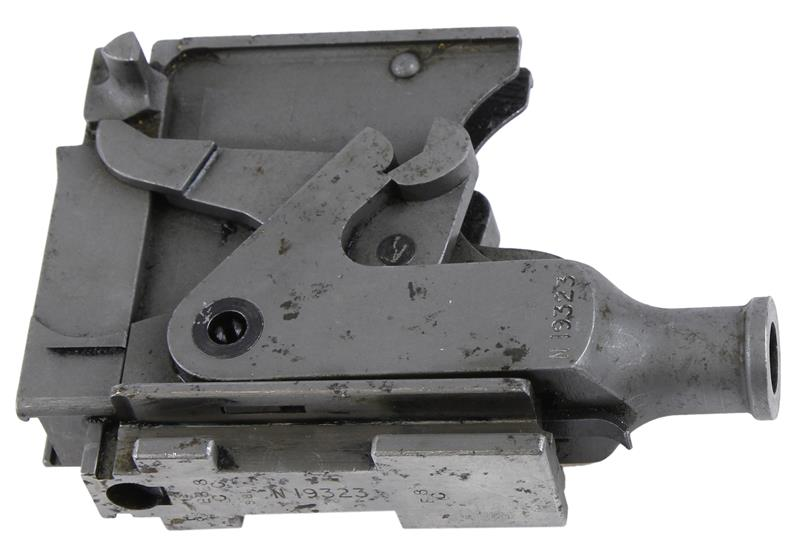 Breech Block Assembly, Used