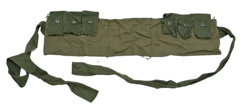 Grenadier's Bandoleer, 40mm, Olive Drab Cotton, New