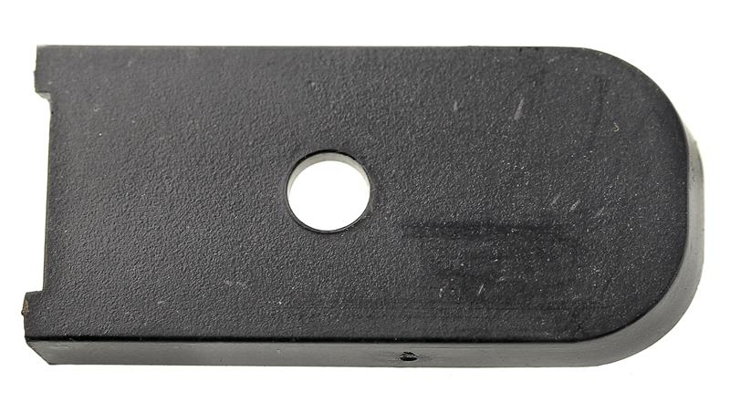 Magazine Bottom, Plastic, Reproduction (For .22 Caliber Magazines)