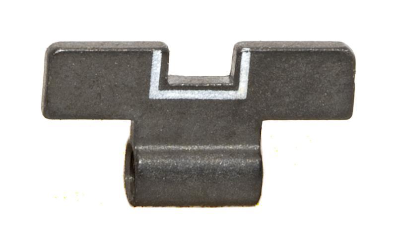 Rear Sight Slide, White Outline, New Factory Original (.146)