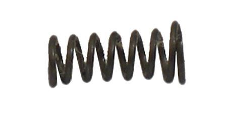 Disconnector Spring, 3 Round Burst - Pair