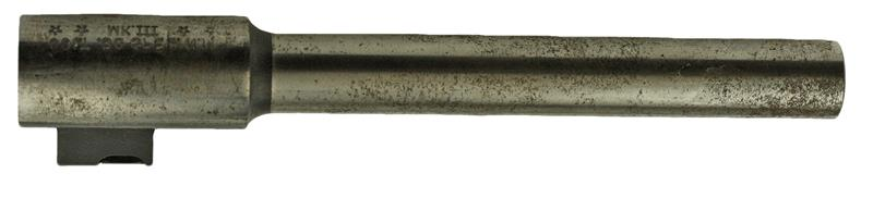 Barrel, .38 Cal., Stainless