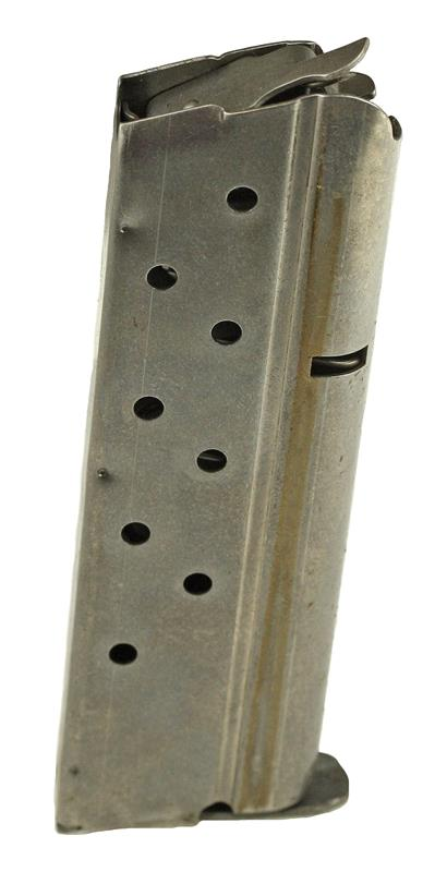 Magazine, .40 Cal., 8 Round, Stainless, New (Factory)
