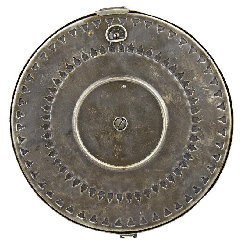 Drum, Degtyarev DP, 7.62 x 54R, 47 Round, Used