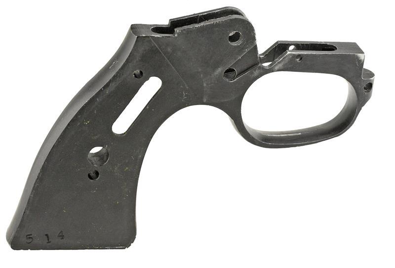 Trigger Guard, Blued (For 4