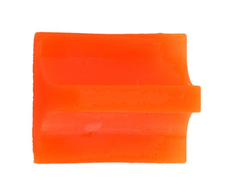 Front Ramp Sight Insert, Fluorescent Orange, Plastic, New Factory Original