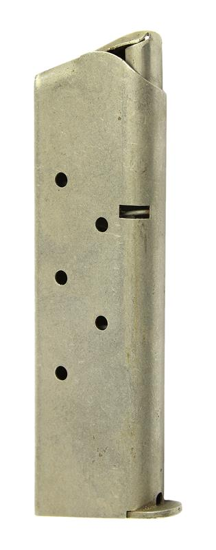 Magazine, .45 Cal., 7 Round, Stainless (Factory)