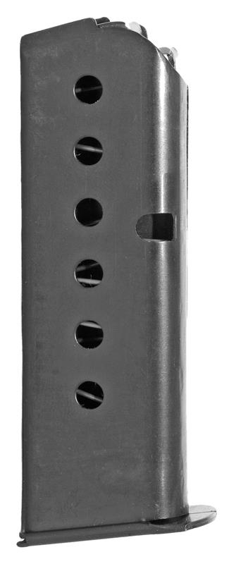 Magazine, .380 Cal., 6 Round, Blued, Late Style, New (Triple K)