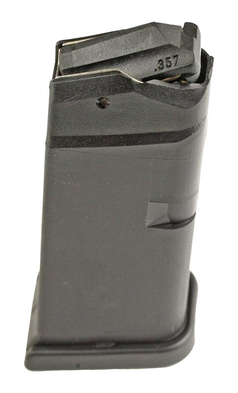 Magazine, .357 Cal., 9 Round, Black Polymer, New Factory Original