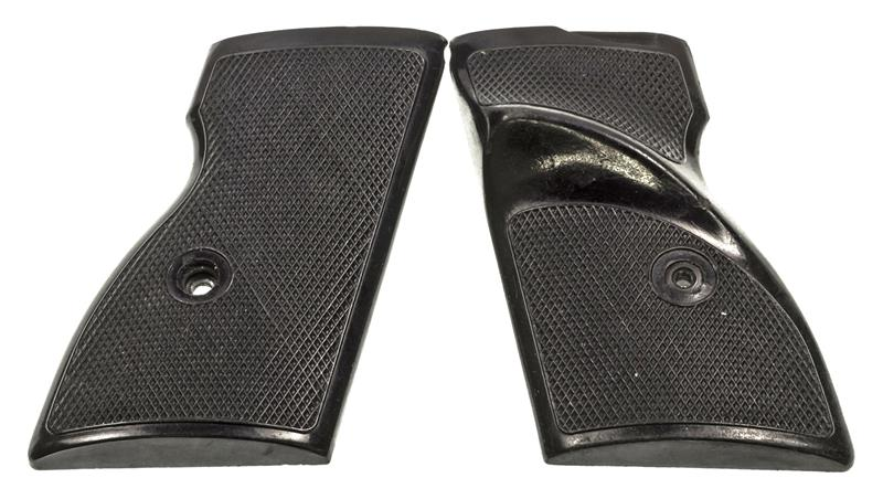 Grips, Plastic w/Thumbrest