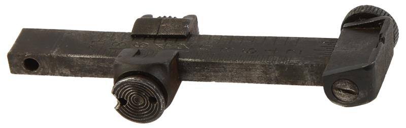 Rear Sight (Adjustable For Windage & Elevation)