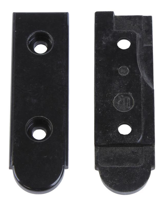 Bayonet Grip, AK - For East German & European AK Bayonets. New, Orig Blk Plastic