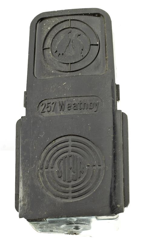 Magazine, .257 Weatherby Mag, 5 Round, Used Factory Original