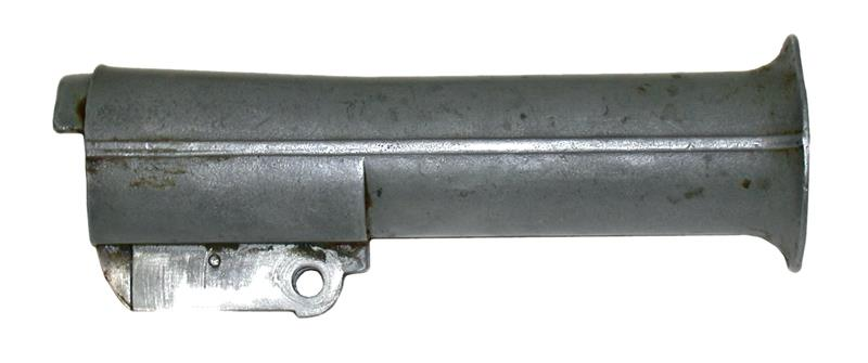 Barrel, 6-1/8'' Long, Takes 1'' Flare. Alloy Construction In The White.