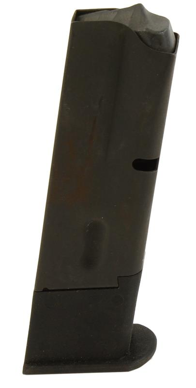 Magazine, 9mm, 10 Round, Parkerized Steel, New (w/ Polymer Base, Factory)