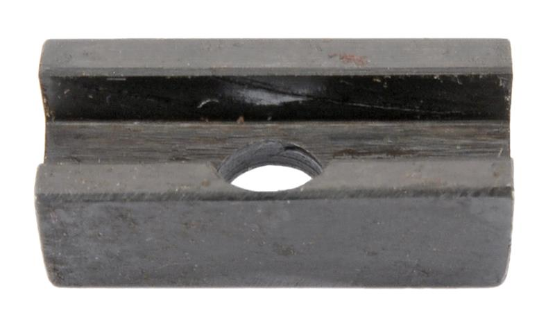 Xtra Clamp Block, Polished Blued Steel, Used Factory Original
