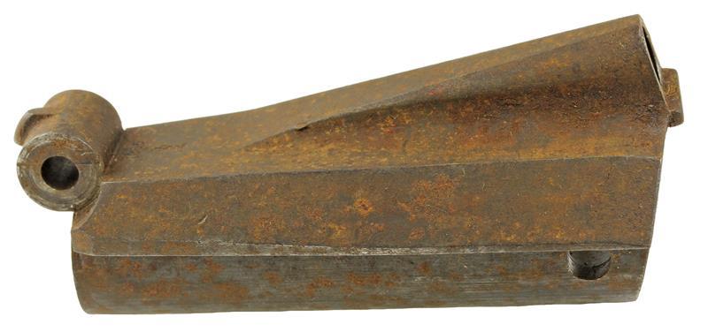 Breech Block, 1866, Used (Uses Breech Block Cap & Screw)