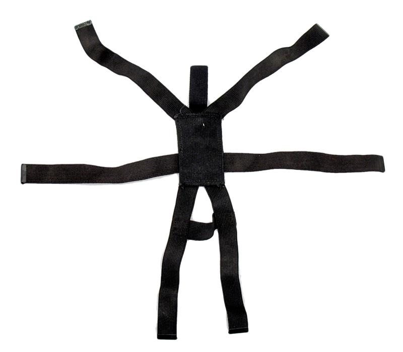 M17A1, M17A2 Gas Mask Head Harness