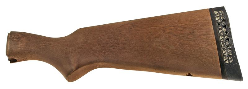 Stock, 12 Ga., Walnut Finished Oil Stained Hardwood w/ Ventilated Recoil Pad