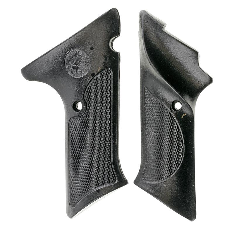 Grips, Late Type, New Reproduction (w/ Thumbrest)