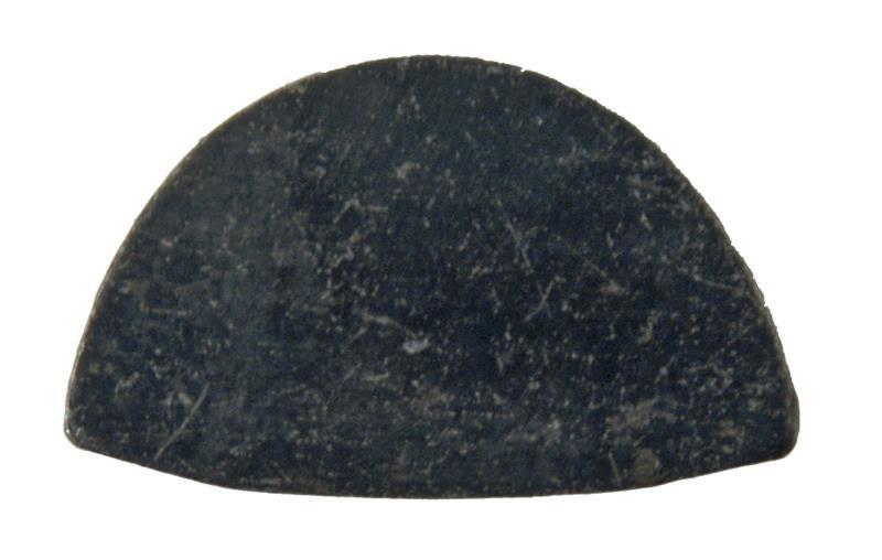 Blade Sight, Antique, Blued Steel, Used (.035