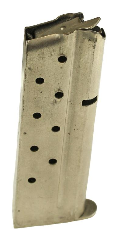 Magazine, 9mm, 9 Round, Stainless, New (Factory)
