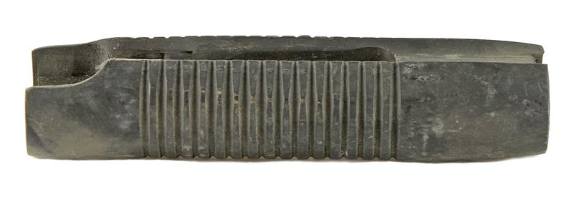 Forend, 12 & 16 Ga., Rat Tail, Black, Used (Double Bar Type; Uses 7-5/8