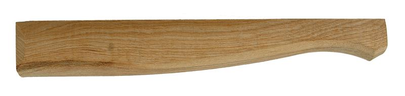 Forend, Blank,Hardwood Schnabel-8-1/4'' OAL w/Barrel Channel Tapering From 1.10