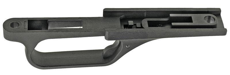 Trigger Guard w/Magazine Release Assembly, Factory Original, Grey Plastic