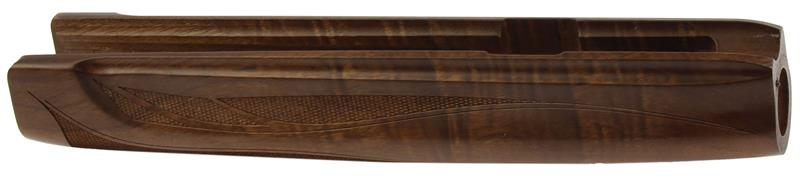 Forend Assembly, 12 Ga., European Walnut, Cut Checkered, New Factory Original