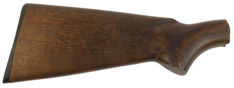 Stock, .410 Ga., Uncheckered Hardwood, w/ Buttplate