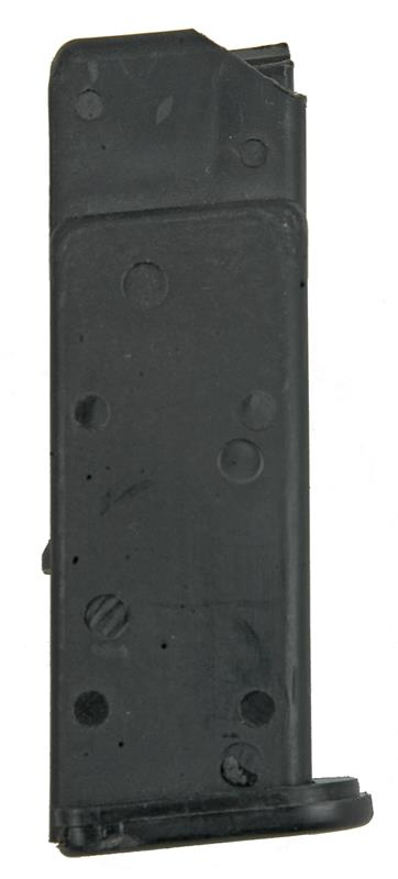 Magazine, .380 Cal., 12 Round, Black Plastic, New (Factory)