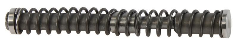 Recoil Buffer Spring System, .45 ACP, Dual Action - w/ Internal Spring.