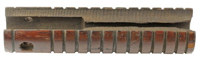 Slide Handle, Ribbed Walnut, Used Factory Original