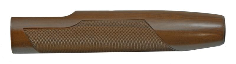 Action Slide Handle, 12 Ga., Trap, Gloss Finish Walnut, New Mfg by Sile, Italy.