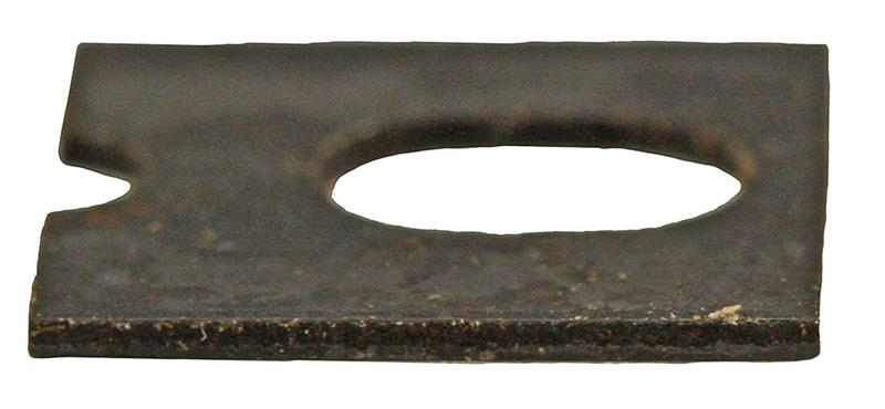 Rear Sight Elevation Plate, Used Factory Original