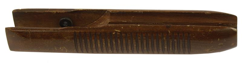 Forend, Serrated Walnut, Used w/ Scratches & Dings