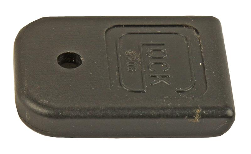 Magazine Floorplate, 9mm, .40 S&W, .380 Cal., .357 SIG, New Factory Original