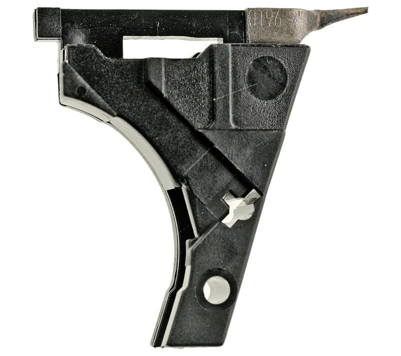 Trigger Mechanism Housing, 10 & .45 Mag, New Factory Original (w/ Ejector)