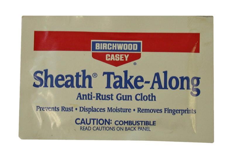 Anti-Rust Cloth - Treated Cloth Seal Metal w/ Protective Film, New