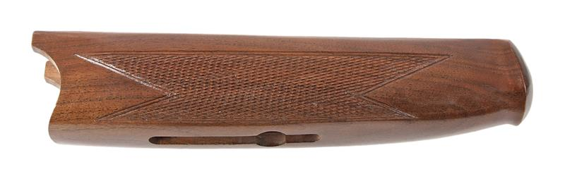Forend, 12 Ga., Schnabel Tip, Checkered Walnut, Semi Gloss